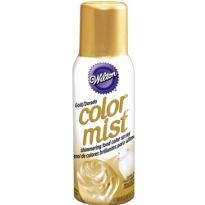Gold Color Mist