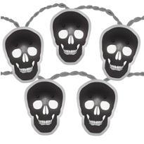 Shimmer Skull String Lights