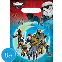 Star Wars Rebels Favor Bags 8ct