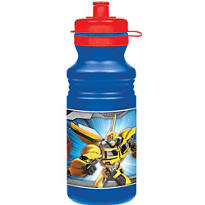 Transformers Water Bottle