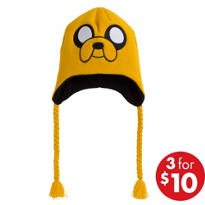 Jake Adventure Time Peruvian Hat
