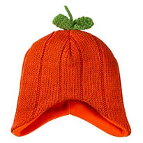 Child Pumpkin Peruvian Hat