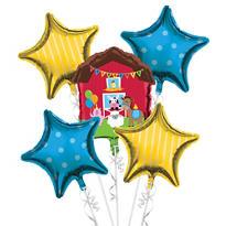 Farmhouse Fun Balloon Bouquet 5pc