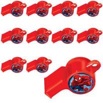 Spider-Man Whistles 48ct