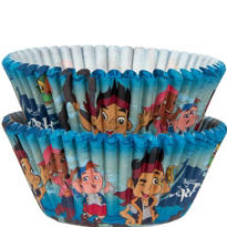 Jake and the Never Land Pirates Baking Cups 50ct