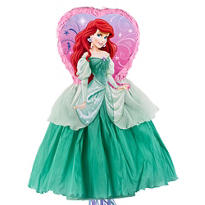 Pull String Ariel Pinata Deluxe