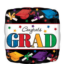 Dare to Dream Graduation Balloon
