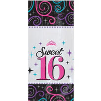 Celebrate Sweet 16 Treat Bags 20ct