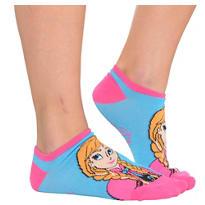 Anna Ankle Socks - Frozen