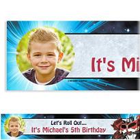 Transformers Core Custom Photo Banner