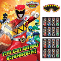 Power Rangers Party Game