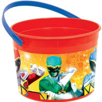 Power Rangers Favor Container