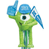 Pull String Mike Pinata - Monsters University