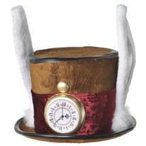 Mad Hatter Hat Deluxe