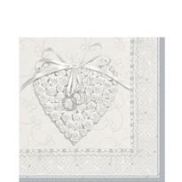 With This Ring Lunch Napkins 16ct