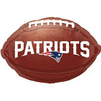 New England Patriots Foil Balloon 18in