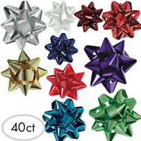 Assorted Luxury Bows 40ct