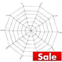 Rope Spider Web 5ft