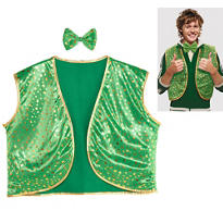Adult Leprechaun Costume Kit 2pc