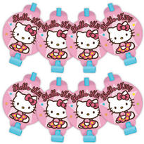 Hello Kitty Blowouts 8ct