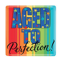 Aged to Perfection 30th Bir