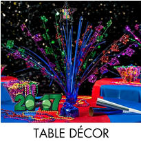 New Year's Eve Table Decorations