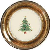 Victorian Tree Christmas Party Supplies