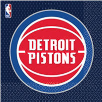 Detroit Pistons Party Supplies