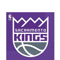 NBA Sacramento Kings Party Supplies