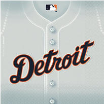 MLB Detroit Tigers Party Supplies