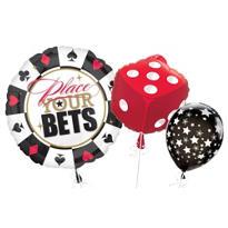 Casino Party Balloons