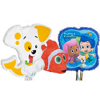Bubble Guppies Pinatas