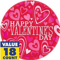 Bright Valentine's Day Party Supplies