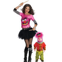 Animal The Muppets Mommy and Me Costumes