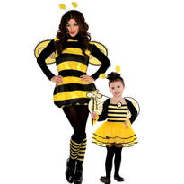 Bee Mommy And Me Costumes