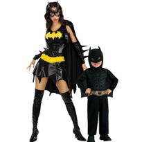 Batman Mommy and Me Costumes