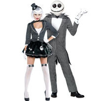 Jack Skellington Couples Costumes