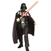 Adult Darth Vader Costume Deluxe - Star Wars