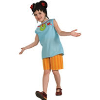 Toddler Girls Ni Hao Kai Lan Costume Deluxe