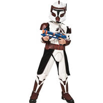 Boys Commander Fox Costume Deluxe - Star Wars Clone Wars