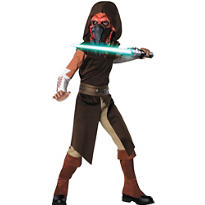 Boys Plo Koon Costume Deluxe - Star Wars