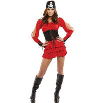 Adult Pirate Wench Costume