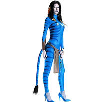 Adult Neytiri Costume - Avatar