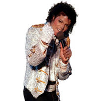 Adult King of Pop Michael Jackson Jacket
