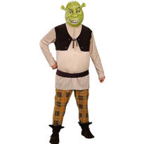 Adult Shrek Costume - Shrek Forever After