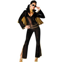 Adult Female Elvis Costume