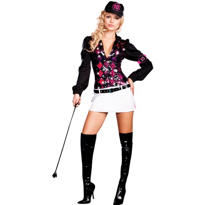 Adult She's Racey Horse Jockey Costume