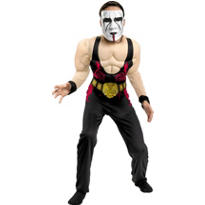 Boys Sting Muscle Costume - TNA Wrestling