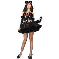 Adult Catnip Cutie Sexy Cat Costume