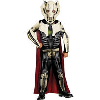 Boys General Grievous Costume - Star Wars Clone Wars